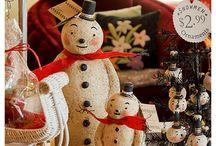 Snømann <3