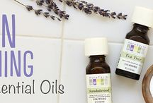 Essential Oils / Uses for Essential Oils in everyday living.