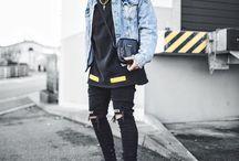 do jeansowej kurtki