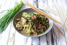 Cuisine asiatique / asian food