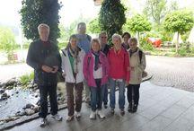 Wanderung zum Demeterhof Till in Äule / Am 11.06.2013 starteten wir unsere Wanderung vom Wellnesshotel Auerhahn am Schluchsee um mit unseren Gästen den Demeterhof Till in Äule zu besichtigen.