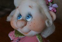 варианты кукол