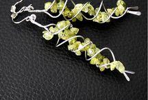 Earrings-wirewrap