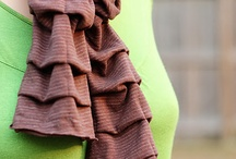 Scarves...More Than Just a Neck Warming Device / by Heather McFarland