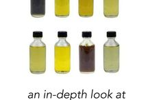 Oil and soap etc