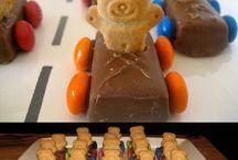 Birthday / Food Ideas for my birthday party (((: