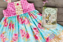 Secret Garden / Coming this summer is our beautiful and ladylike Secret Garden collection! More sneaks to come soon!