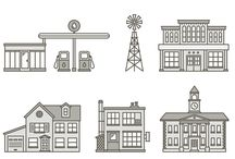 buildings | illustration