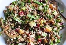 Salivating salads