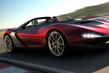 Pininfarina / by The supercars
