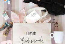 Gift Ideas for your bridesmaids