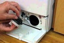 nettoyage machine à laver
