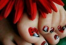 Ladybird of butterfly costum