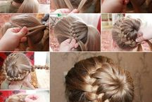 girls hairstyle