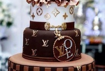 Designer Theme Cakes! / by Kecia Curtis
