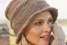 Hats crocheted