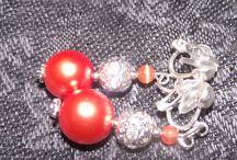 Mes créations en vente sur ma boutique / Mes créations de bijoux fantaisies, articles de couture...