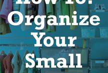 Organizational Ideas / Let's Organize it!!