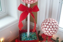 Christmas Treat Ideas / by Sweet Creations