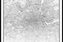 map of capitals
