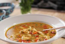 Soups... / Nothing better than hot soup on a cold winter's night