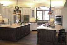 Kitchen / by A Beautiful Home