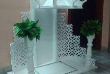 decoration for ganeshchaturthy