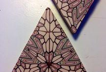 Polymer clay canes ideas