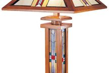 Wood Based Lamps