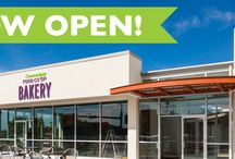 Co-op Bakery-Cafe and Connections Building / We opened the doors to our newest addition--the Co-op Bakery-Cafe on July 13, 2015. Co-ops Rock!