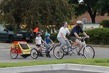 Cykel med børn