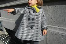 Coat girl