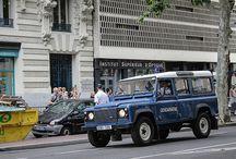 Defender ( Land-Rover) une passion depuis 1975