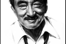 """Golay, Rodolfo Vera Quizon, Dolphy / one way of giving back to the King of Philippine Comedy..  Rodolfo Vera Quizon, Sr., OGH, (July 25, 1928 – July 10, 2012) known by his screen name Dolphy, was a Filipino comedian-actor in the Philippines. He was widely regarded as the Philippines' """"King of Comedy"""" for his comedic talent embodied by his long roster of works on stage, radio, television and movies. (taken from :http://en.wikipedia.org/wiki/Dolphy)"""