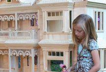 Doll house / domeček pro panenky