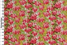 Fab Fabrics / by Beck Dono