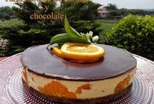 mousse arancio cioccolata