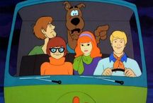 Scooby Doo / by Retrogasm