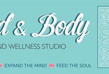 Yoga Studio Ideas, Signs & Decor