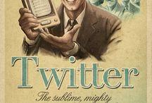Social Media Platform Artwork