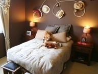 Western theme room / Western theme bedroom