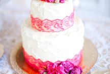 My wedding cakes / My sweet works for wedding and photoshoot