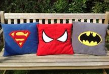 Super Heros / by JC Louie