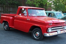 Frito Jack / Pick up Trucks  / by Mikeandkathy Thompson
