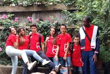 Alpadia Summer Camps 2015 / Alpadia Summer Camps.  Switzerland, France, Germany, UK.