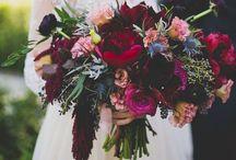 jewel tone wedding