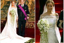 ROYALS: Wedding Finery
