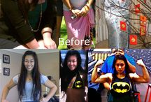 Fitness; Before & Afters / by Sabrina Solis