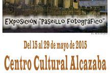 Exposición - Paseíllo fotográfico / Recorrido visual por los fenómenos observables y sensibles que describen la realidad.