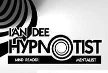 Ian Dee / Ian Dee the Stage Hypnotist - One of the UKs best loved hypnotists. Ian Dee Comedy Stage Hypnotist For Hire.
